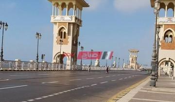 طقس الإسكندرية غداً الأثنين أجواء ساطعة مشمسة وارتفاع تدريجي في الحرارة