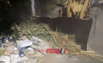 الغربية تنفذ حملات نظافة مكثفة وتقوم برفع أكثر من 300 طن مخلفات