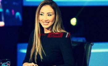 "ريهام سعيد لـ جمهورها :""تعالوا نعيش كل دقيقه مع بعض"""