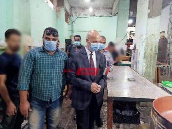 صحة الشرقية: إعدام طن و 410 كجم أغذية فاسدة وتحرير 4 محاضر لمخالفات مضبوطة