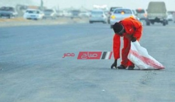 مصرع عامل صدمته سيارة مسرعة بطريق الكورنيش في الإسكندرية