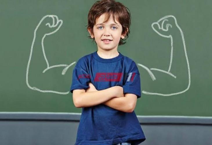 تعلمي كيفيه بث الثقة في طفلك وتعزيزها وتقويتها