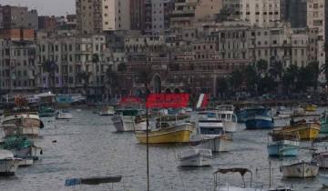 حالة طقس الإسكندرية اليوم الأحد 24-1-2021 ودرجات الحرارة المتوقعة