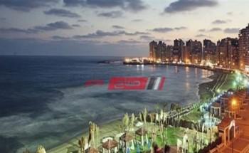 طقس الإسكندرية اليوم الأثنين 14-6-2021 وتوقعات درجات الحرارة