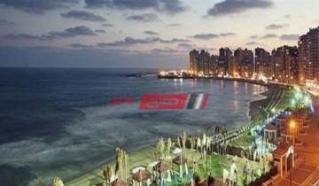 طقس الإسكندرية غدا الأربعاء مائل للحرارة نهارا والعظمى 31 درجة