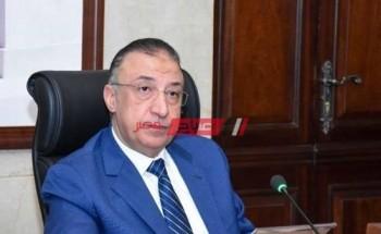 إصابة اللواء محمد الشريف محافظ الإسكندرية بفيروس كورونا المستجد