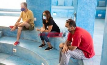 كواليس حفل افتتاح مهرجان الجونة السينمائي