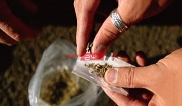 ضبط كميات كبيرة من الأقراص المخدرة بالإسكندرية