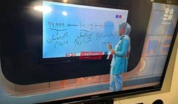 مواعيد دروس الأسبوع الثاني للصف الثالث الإعدادي علي قناة مدرستنا