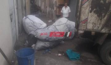إستمرار أعمال منع ظاهرة إنتشار النباشين بمحافظة بورسعيد