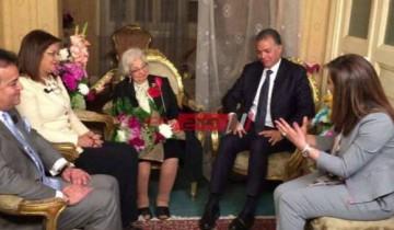 """وفاة """"ناظرة الوزراء"""" عن عمر يناهز97 عاما"""