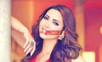 نسرين طافش بإطلالة رائعة في مهرجان القاهرة السينمائي