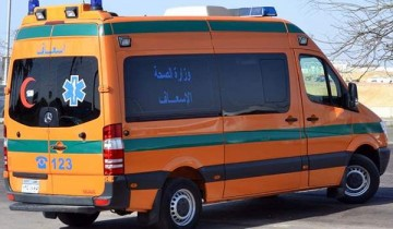 مصرع وإصابة طفلتين عقب سقوط عليهما كتلة خرسانية فى الغربية