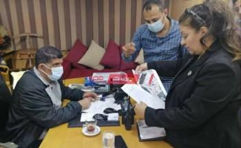برلمانية تبحث مع رئيس شركة المياه بدمياط أزمة الصرف الصحى في 5 قرى