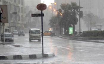 الأرصاد الجوية تكشف عن حالة طقس غدا وتوقعات تساقط الأمطار علي جميع المحافظات