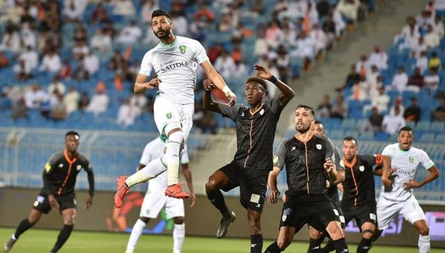 نتيجة مباراةالأهلي والشباب الدوري السعودي للمحترفين