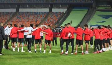 الأهلي يختتم مرانه على ملعب القاهرة قبل نهائي دوري أبطال إفريقيا