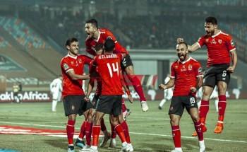 الأهلي يتأهل إلى نهائي كأس مصر بالهدف القاتل
