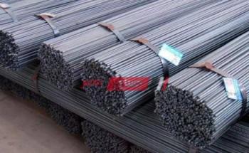 زيادة في أسعار الحديد500 جنيه للطن للمرة الثانية خلال أسبوع