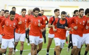 القنوات الناقلة مباراة مصر وتوجو اليوم الثلاثاء 17-1-2020 فى تصفيات امم افريقيا 2021