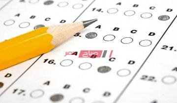 النماذج المتوقعة لأسئلة الامتحان التحصيلي علمي وأدبي 1442