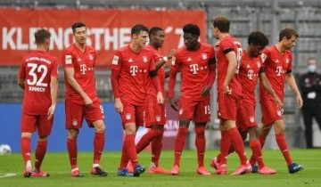 بث مباشر مشاهدة مباراة بايرن ميونيخ وريد بول سالزبورغ اليوم دوري أبطال أوروبا