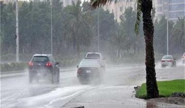 الطقس الأن .. سقوط أمطار خفيفة مطروح والساحل الشمالي مع انخفاض ملحوظ في درجات الحرارة
