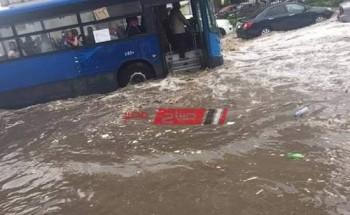 تعطيل الدراسة غداً في مدارس محافظة الدقهلية بسبب الطقس السيء