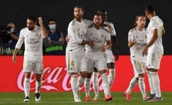 نتيجة مباراة ريال مدريد وإنتر ميلان اليوم دوري أبطال أوروبا