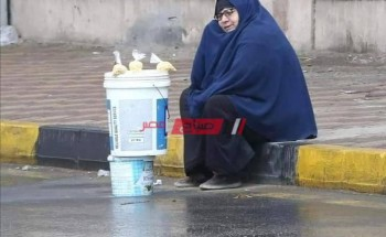سيدة الترمس – من هي سيدة المطر التي أشعلت السوشيال ميديا ؟