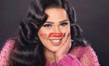 شيماء سيف تتغزل بزوجها بصورة جديدة علي إنستجرام