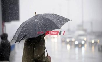 طقس غدا.. أمطار علي السواحل الشمالية وانخفاض درجات الحرارة