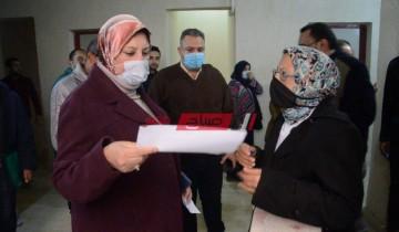 تسليم 10 أسر من عقار كرموز المائل وحدات سكنية في بشاير الخير 3 بالإسكندرية