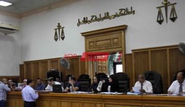 السجن المشدد 7 سنوات لمواطن قتل زوجته فى الشرقية