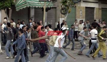 إصابة طالبين وربة منزل بسبب مشاجرة بين طرفين فى سوهاج