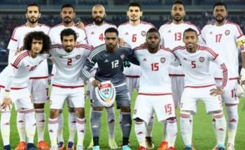 ملخص ونتيجة مباراة الإمارات والهند الودية