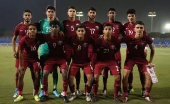 نتيجة مباراة قطر والعراق اليوم