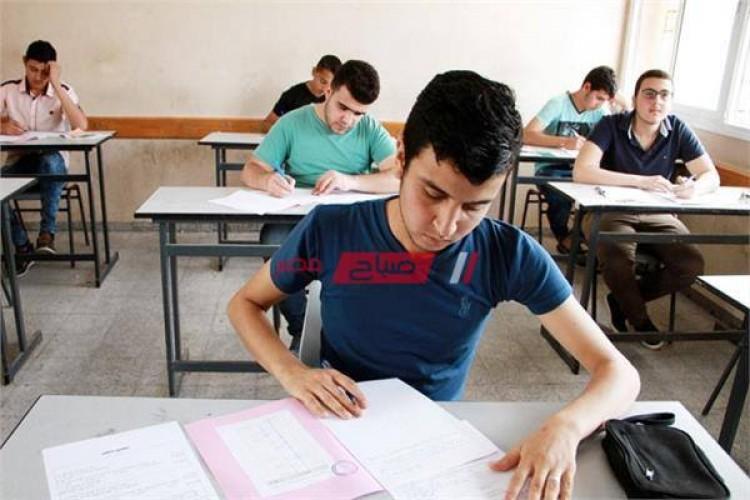 موعد امتحانات الصف الثاني الثانوي الترم الأول 2021 بعد تأجيلها لحين انتهاء إجازة نصف العام