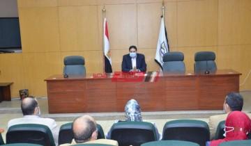 جدول امتحانات الصف السادس الابتدائي محافظة بني سويف الترم الأول 2021