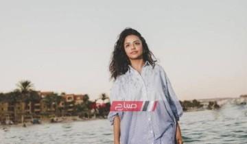 أسماء أبو اليزيد تحتفل بعيد ميلادها على طريقتها الخاصة