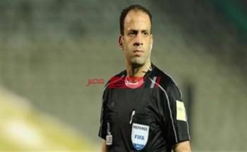 الحنفي يدير مباراة الأهلي ضد الجيش بنهائي كأس مصر