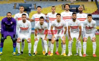 نتيجة مباراة الزمالك والمصري اليوم الدوري المصري