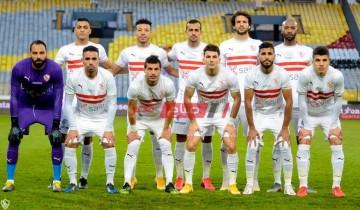 نتيجة مباراة الزمالك والجونة بطولة الدوري المصري