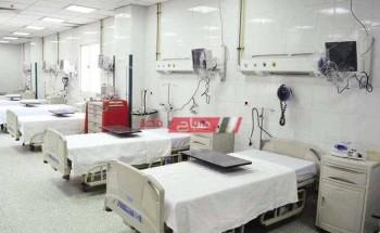 تعرف علي المستشفيات المخصصة للعزل في محافظة الإسكندرية