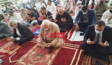 أوقاف دمياط تفتتح اليوم 3 مساجد جديدة بنطاق المحافظة