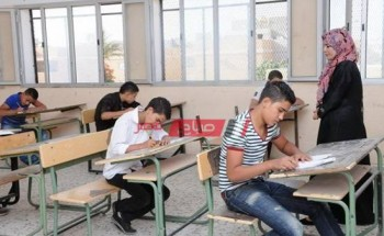 جدول امتحانات الشهادة الإعدادية محافظتي القاهرة والإسكندرية الترم الأول 2021