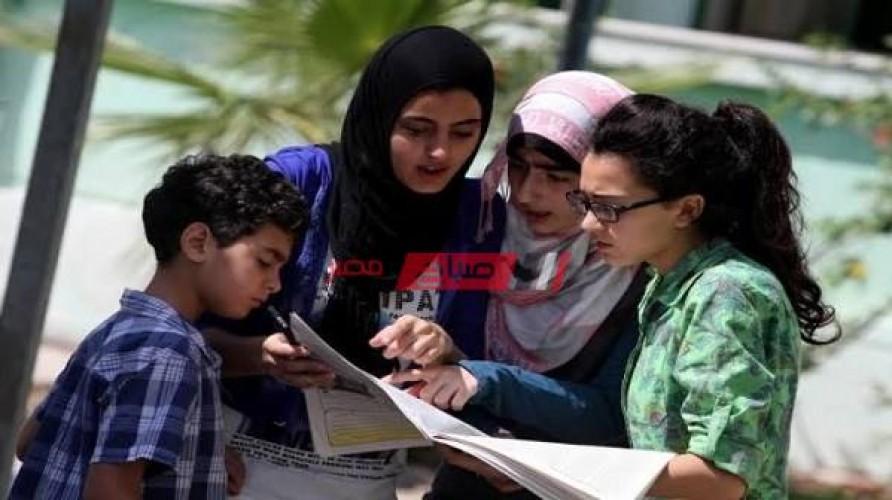 بعد التأجيل- موعد امتحانات الصف الثالث الاعدادي الترم الاول 2021 رسمياً