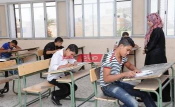 رابط امتحانات الصف الثالث الاعدادي التجريبية الترم الأول 2021 محافظة بني سويف