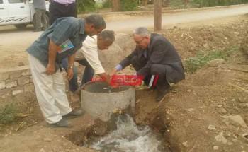 الوادي الجديد تباشر أولى خطوات مشروع الري المطور الخميس