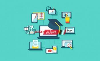 روابط المنصات الالكترونية التعليمية للطلاب بالمرحلة الاعدادية لاتمام المذاكرة استعداداً للامتحانات